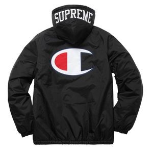 Supreme Champion Sherpa Lined Coat, Black, XL, EUC